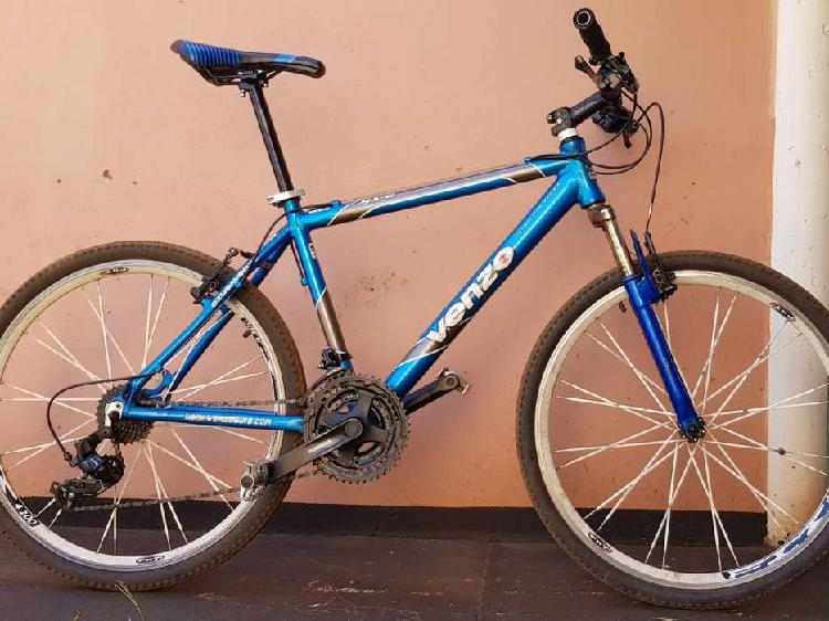 Bicicleta venzo mx6 - rodado 26