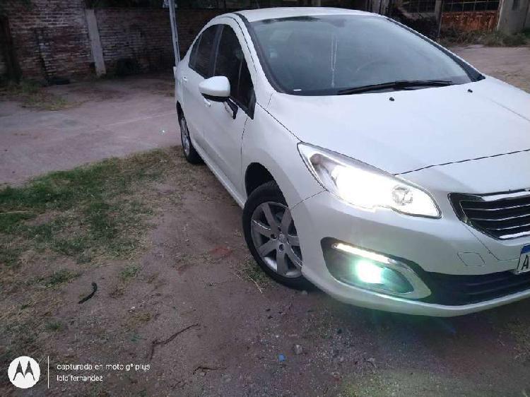 Dueña vende peugeot 408 allure 2016