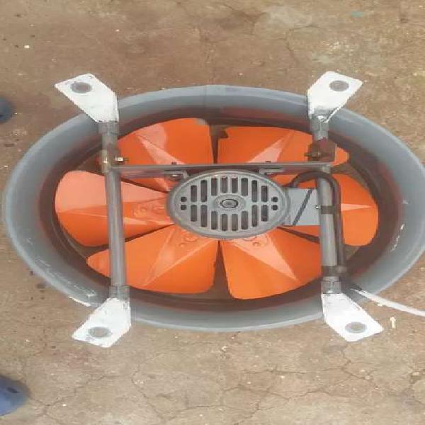 Extractor trifasico