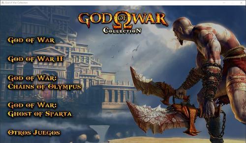 Juego pc god of war collection (app god of war juegos pc)