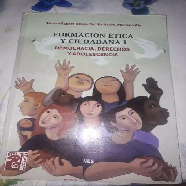 Libro formacion etica y ciudadana 1.democracia,derechos y