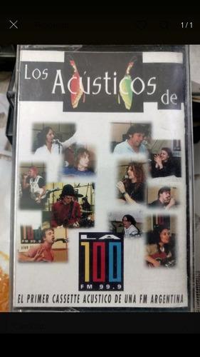 Lote cassettes fm 100 y otros clásicos