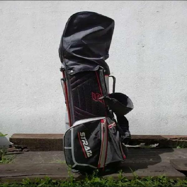 Palos de golf strata + 1 wedge callaway