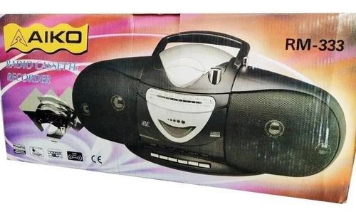 Radio grabador am fm doble y simple casetera cassette nuevos
