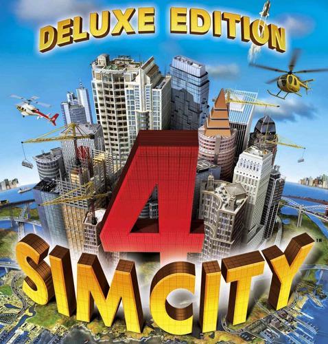 Sim city deluxe juegos para pc en español