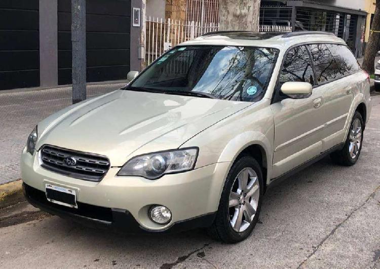 Subaru outback h6