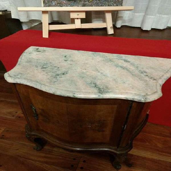 Vendo mesas de luz antiguas, estilo luis xv. oportunidad