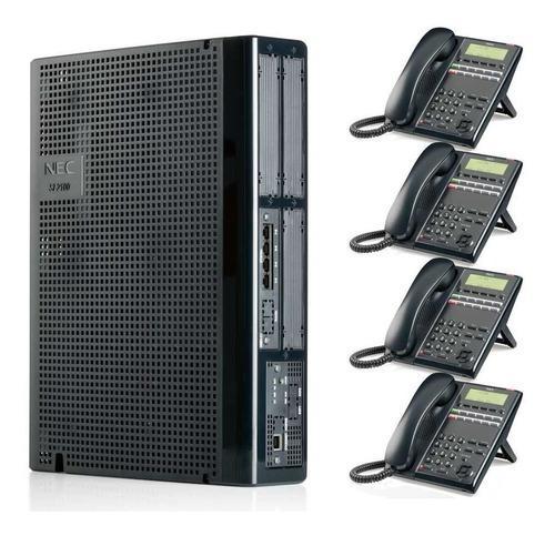 Central telefónica nec venta alquiler leasing soporte netco