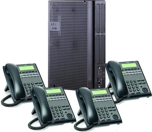 Central telefonica nec sl2100 alquiler soporte mantenimiento
