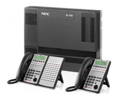 Centrales telefonicas nec hibridas telefonos ip digitales
