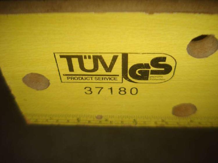 Banco de trabajo tuv gs 37180 domestico c/detalles no envio