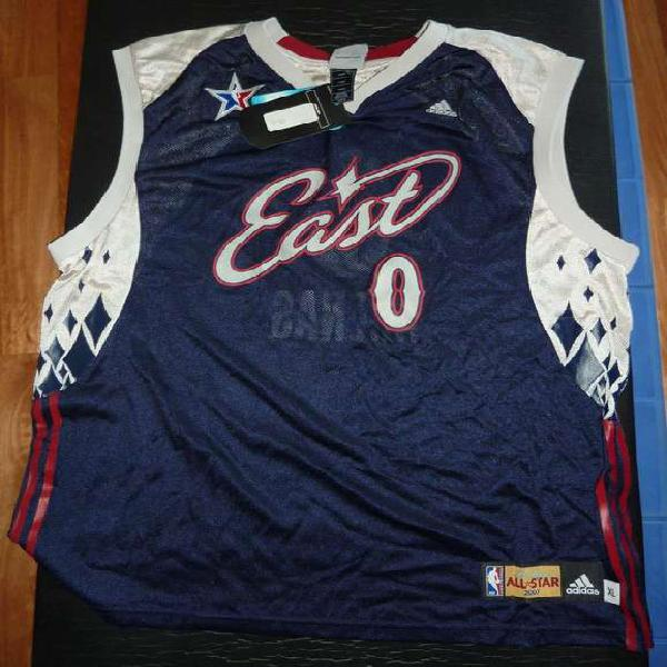 Camiseta nba all star adidas original arenas basketball