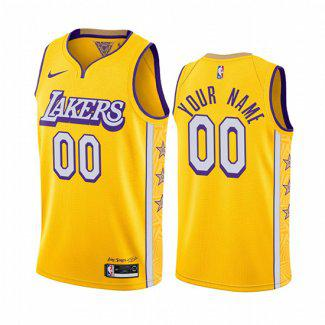 Camisetas los angeles lakers