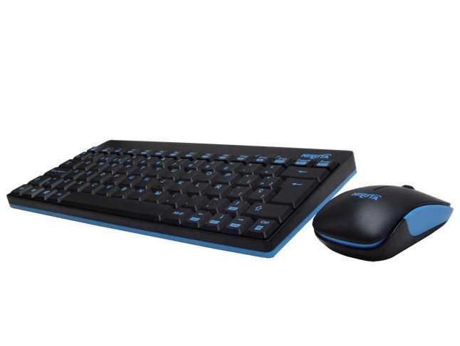 Combo kit teclado y mouse nisuta