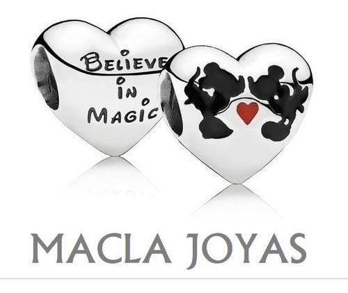 Dije charms plata 925 para pulsera pandora modelo magic