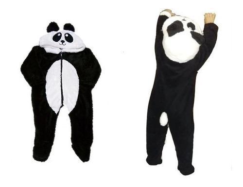 Enterito bebe oso panda peluche super abrigados!