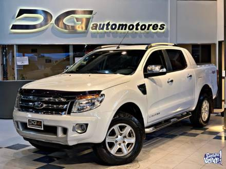 Ford ranger limited 4x4 3.2 tdi at | 150.000km | 2012