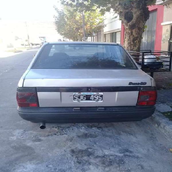 Fiat duna modelo 95 1.7 diesel