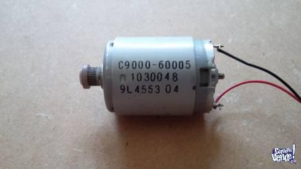 Motor impresora hp - c9000 (60005) - 12 v
