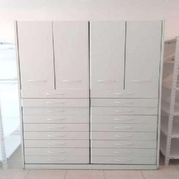 Mueble cajonera para farmacia mobilifarma