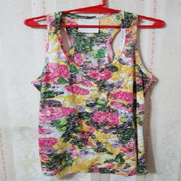 Musculosa try me 44 l