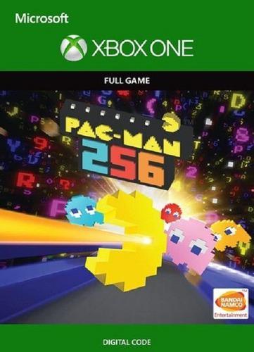 Pac-man 256 xbox one codigo original oferta !!!