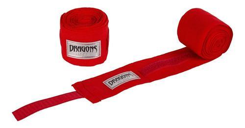Par vendas dragons 4,5 metros - boxeo/muay thai / kick / mma