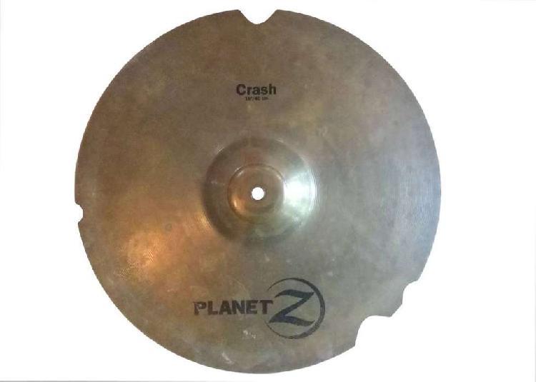 Platillo crash zildjian planet z