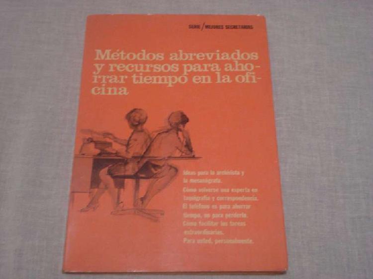 Libro mejores secretarias año 1969