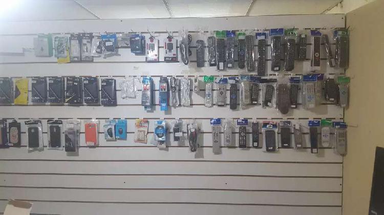Vendo controles remoto accesorios telefonía informática