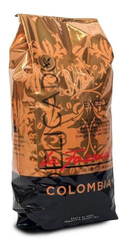 Café tostado en grano o molido colombia la fazenda