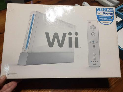 Consola wii sports completa impecable!!!!