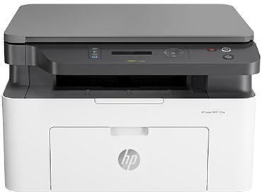 Impresora multifunción hp laser 135w (4zb83a) - computer