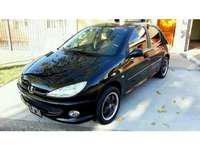 Peugeot 206 xr premium mod 2007 motor 1.6 nafta