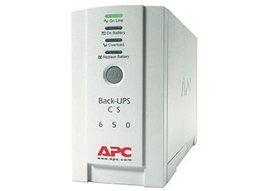 Ups apc back-ups 650va / bk650ei - computer shopping