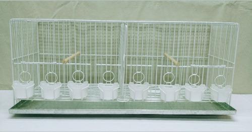 Jaula cria canario 60 cm clasica enalam