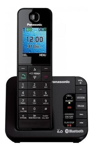 Telefono inalambrico panasonic kx-tgh260 bluetooth celular