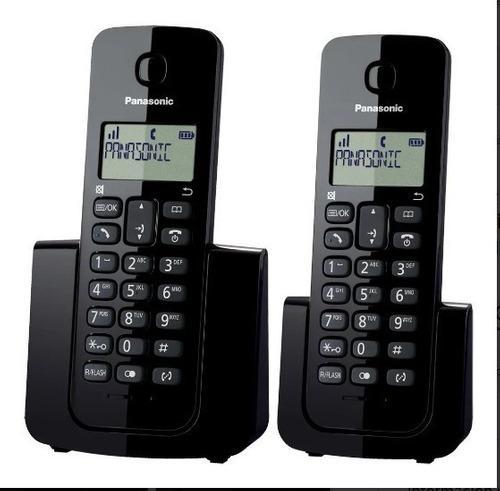 Telefono panasonic kx-tgb112agb 1.4 doble base