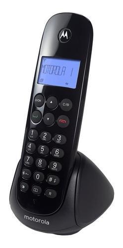 Teléfono inalambrico motorola m700 ilum dect caller id