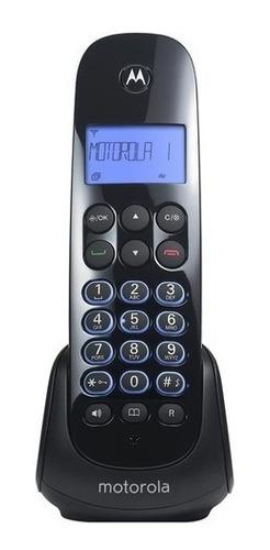 Teléfono inalambrico motorola m750 altavoz caller id ilum