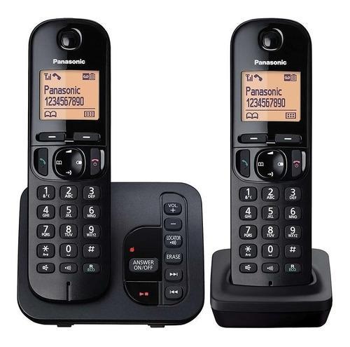 Teléfono inalambrico panasonic kx tgc222 duo