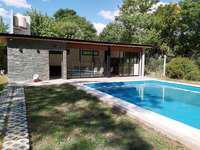 Casa quinta venta con loft y piscina de nivel. en cañuelas