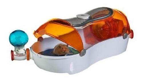 Hamstera habitrail loft