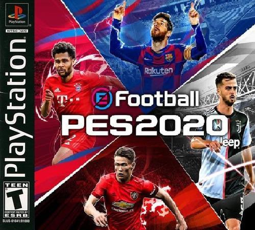 Juegos ps1 nuevos winning eleven 2020. calidad premium!