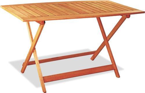 Mesa plegable madera 1.40x80 ecomadera (opc sillas) - envio