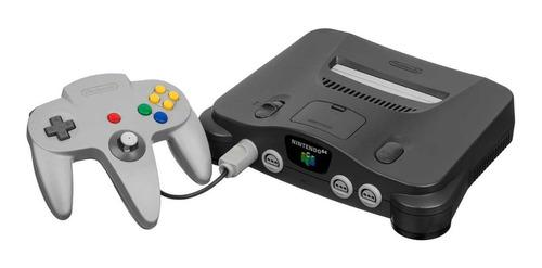 Nintendo 64 consola y juegos