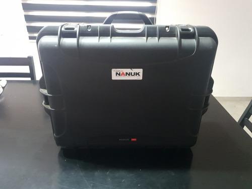 Phantom 4 pro plus valija de traslado americana y accesorios