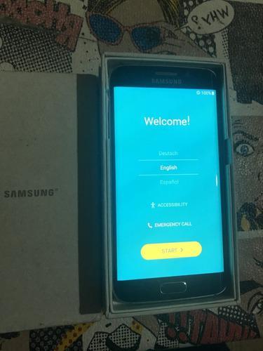 Samsung s6 edge+64gb nuevo garantia en caja & accesorios