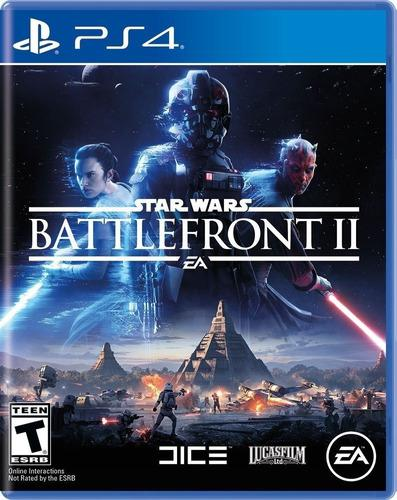 Star wars battlefront 2 juego ps4 fisico, athari digital lp.