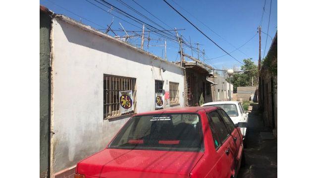 Casa las heras. calles dr. moreno y formosa